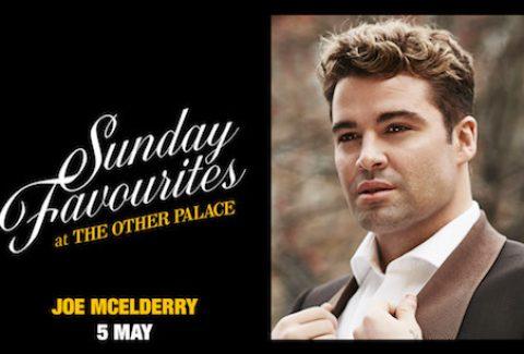 Sunday Favourites: Joe McElderry