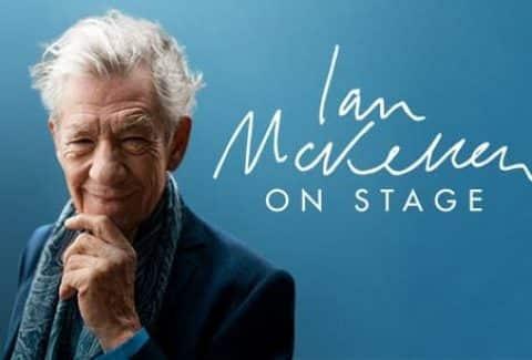 Ian McKellen On Stage