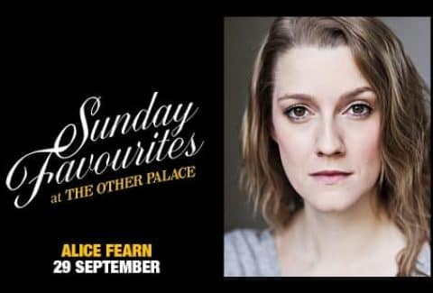 Sunday Favourites: Alice Fearn