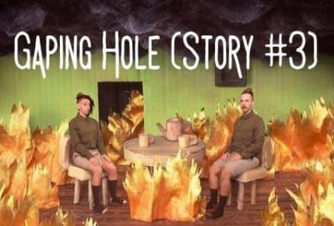 Gaping Hole (Story # 3)